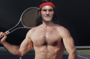 Roger Federer is a Timeless Legend in the New Mercedes-Benz SL Spot