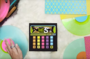Hershey Turns Packaging into a Beat Box with Take5 Remixer
