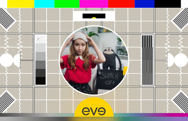 eve sleep Reinstates the UK's Bedtime with Nostalgic 'Switch Off' Campaign