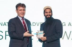 Leo Burnett's Murtaza A. Tajbhoy Becomes First Sri Lankan to Win IAA Champion Award
