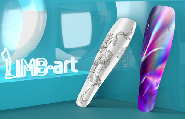 FCB Inferno Teams Up with Prosthetic Leg Cover Company Limb Art to Launch Bold New Range