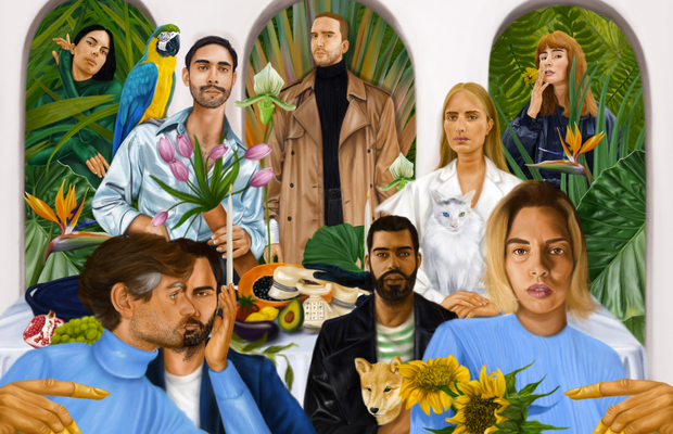 Artists Explore the Meaning of Family for Samsung Electronics International Day of Families Celebrations