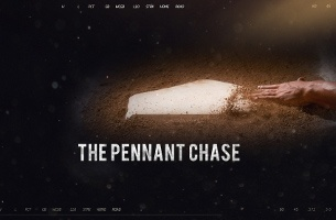 Oishii Creative Teams Up With Major League Baseball For 'The Pennant Chase'