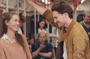It's Love at First Bite for Ferrero Duplo's Latest Campaign