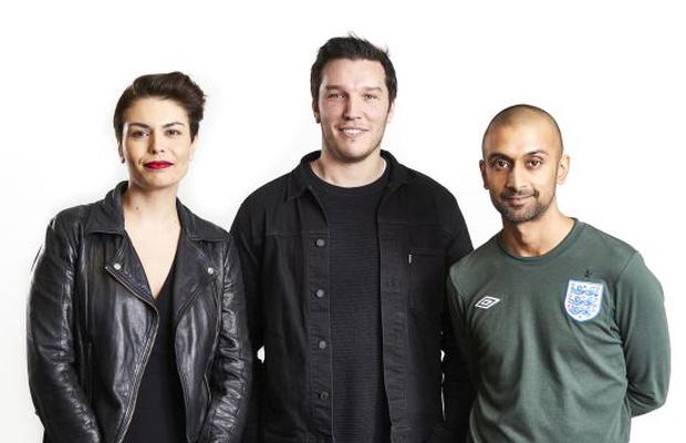 Huge Adds Trio of Creative Directors in London