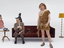 Many Mr. Beans Cause TV Trouble in New Spot from Hungry Man's David Kerr