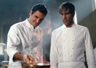 Barilla Serves Roger Federer a Cooking Challenge in 'Masters of Pasta'