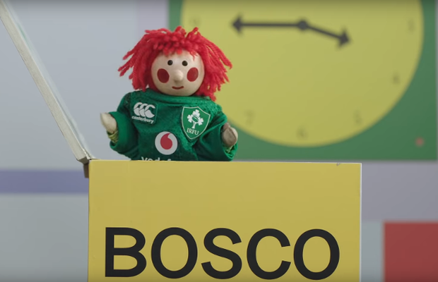 Vodafone Invites 'Everyone In' to Irish Rugby Ahead of Six Nations