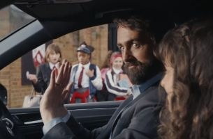 adam&eveDDB Plays it Cool with Latest VW Tiguan Campaign