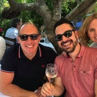 The Legendary Colombe d'Or Lunch