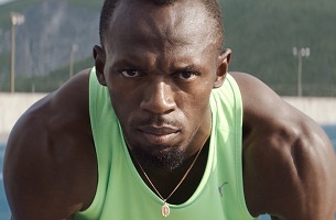 ENERTOR Insole Company Signs Up Usain Bolt as Face (and Feet) of the Brand