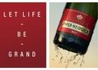 La Chose Group Wins Piper-Heidsieck Champagne Account