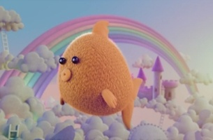 Piranha Bar Ascends to Goldfish Heaven with Animated Spot for VHI Insurance