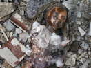 War-Damaged Toys Feature in Hard-Hitting Campaign for HALO Trust