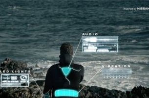 Nissan Have Made the World's First Wearable Device to Help Predict the Behaviour of the Sea