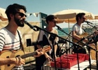 Native's Lounge Sessions Hit the Little Black Book & Friends Beach