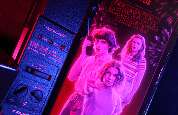 How T-Mobile Had Stranger Things Fans Calling 1985