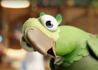 Naughty Parrot Packs Panadol Ad Full of Personality
