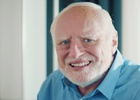 Meme Icon 'Hide the Pain Harold' Becomes 'Play the Game Harold' in German Laptop Ad