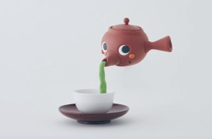 This Angry Animated Teapot Hopes to Revive Japanese Tea Traditions