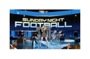 Faith Hill Anthem for 'Sunday Night Football'