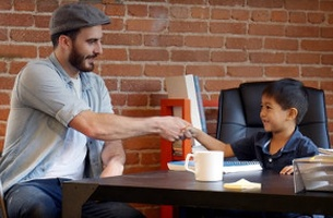Get Kid Coached With Mirum's Campaign For American Family Insurance