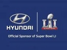 Hyundai to Shoot Entire Super Bowl Ad During the Big Game