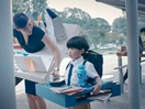 Deskbound Families Dramatise the Epidemic of 'Busyness' in Compelling Campaign