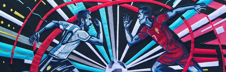 BBC Launches 2018 FIFA World Cup Campaign with 'Unbeweavable' Tapestry Animation