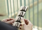 This Smart Photo Booth Reveals Germany's Shocking Domestic Violence Stats