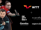 160over90 Included in World Table Tennis Partnership Announcement
