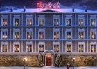 Sky's Christmas Movie Mansion is a Magical Advent Calendar