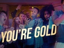 AXE​ Shows How Confidence​ ​Makes​ ​You​ ​'Gold'