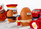 McDonald's Bring Back Iconic Toys for 40th Anniversary of the Happy Meal