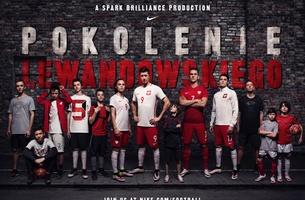 Nike 'Sparks Brilliance' with Super-striker Robert Lewandowski