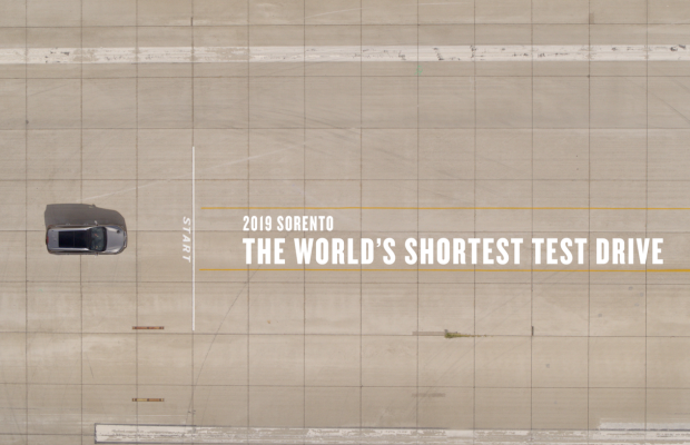 How Many Features Can the Kia Sorento Showcase in 300 Feet?
