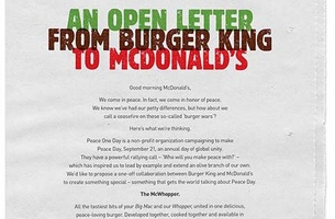 Y&R's Burger King 'McWhopper' campaign: How a big idea from little New Zealand went global
