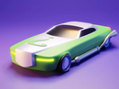 Feast Motion Creates Iconic Cars for Waze
