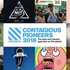 Colenso BBDO Ranked #5 in The World in 2018 Contagious Pioneers List