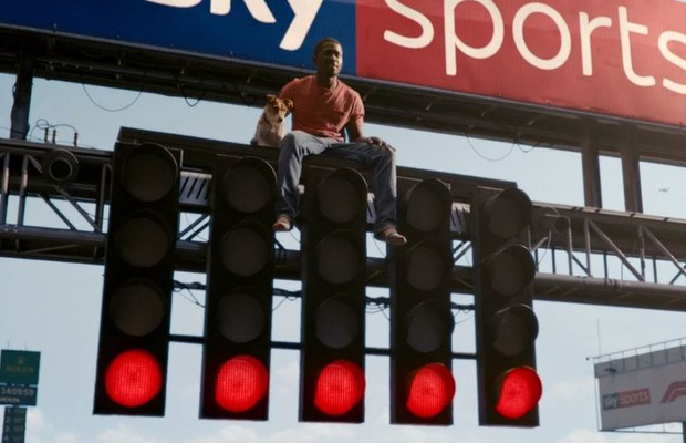 Sky Creative Agency and The Mill Come Together for Sky HD Campaign