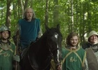 Medieval Fighters Weigh Up The Odds in New York Lottery Ad