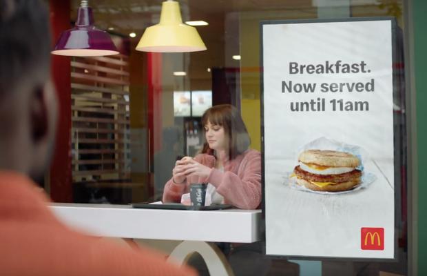 No More 'Near Misses' in Latest McDonald's Breakfast Campaign