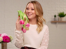 Girls Aloud's Kimberly Walsh Stars in Mother's Day with Tesco Campaign