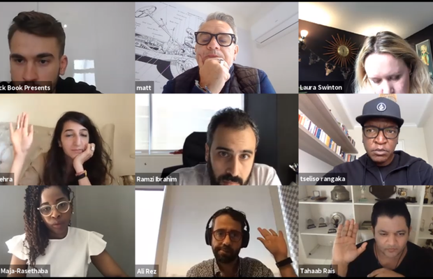 Inside the Jury Zoom: Middle East and Africa Flexes Its Creativity