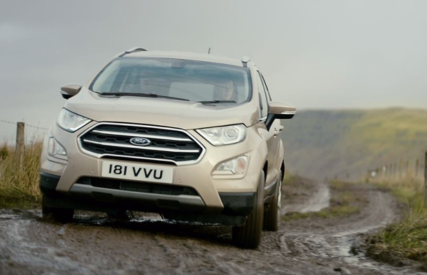LS Productions Scouts Stunning Scottish Settings to Promote Ford Eco Sport SUV