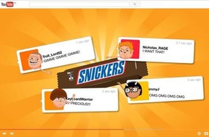 Snickers and Clemenger BBDO Melbourne Monitor the Internet's Mood with the 'Hungerithm'