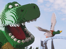 Legoland Parks' New Campaign Brings Toys to Life