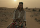 Jessica Alba Takes to the Skies in Mother's Latest 'Dubai Presents' Trailer