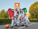 'Cursed Colonels' Deliver Spooky KFC Surprises to Menulog Customers