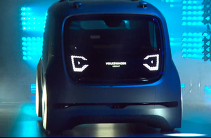 Meet Sedric, Volkswagen Group's First Driverless Concept Car